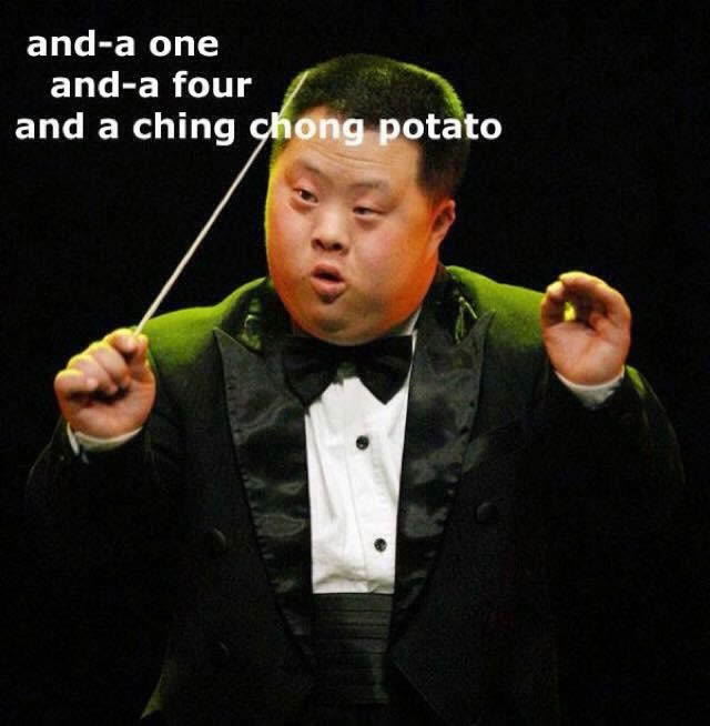 Ching Chong Potato