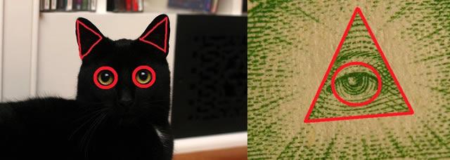 Illuminati Cat